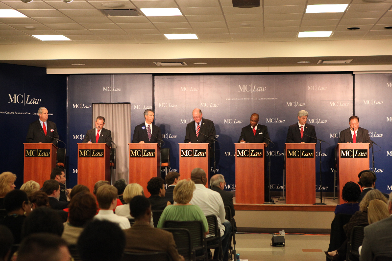 2011 MS Gubernatorial Debate