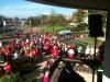 2011 Jingle Bell Jog Charity work